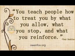 Teach What You Tolerate