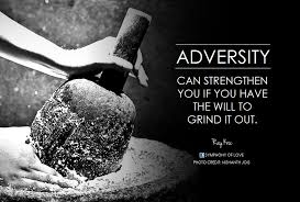Adversity – Furnace or Forge
