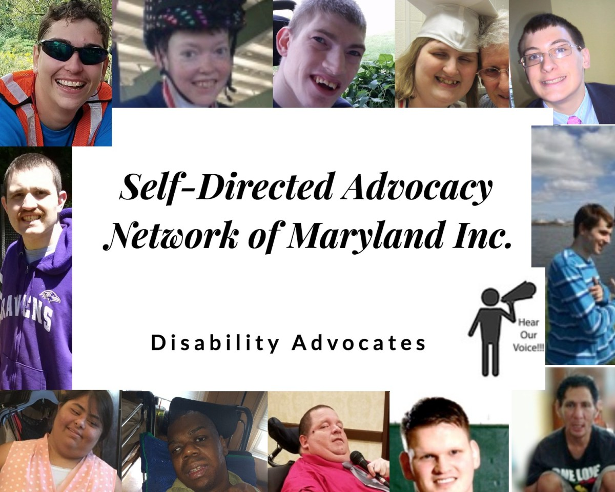 Self-Directed Advocacy Network ofMaryland